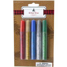 36 Wholesale Glitter Glue Tubes