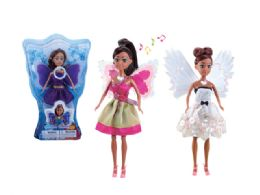 36 Units of Beauty Fairy Doll with Light and Sound - Dolls