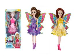48 Units of Beauty Fairy Doll Collection - Dolls
