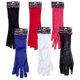 48 of Long Dressup Gloves