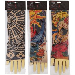 36 Units of Tattoo Sleeve - Tattoos and Stickers