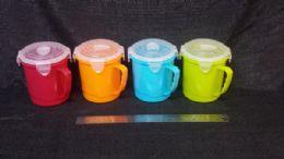 48 Wholesale Pl. Storage Ctnr Soup Cup 24pc/cs