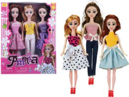 36 Units of Beauty Doll Collection - Dolls