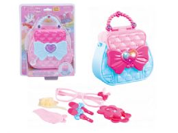 36 Units of Beauty Purse Play Set with Light and Sound - Girls Toys