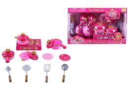 18 Units of Kitchen Jumbo Play Set - Toy Sets