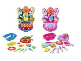 18 Units of Kitchen Play Set - Toy Sets