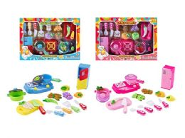 18 Units of Jumbo Kitchen Play Set - Toy Sets