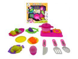 24 Units of Kitchen Play Set (2 Asst.) - Toy Sets