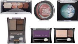 100 Bulk Wholesale Assorted Maybelline Eyeshadow