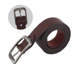 48 Units of Jm Men Belt With Single Buckle - Belts