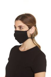 12 Wholesale Yacht & Smith Cotton Face Cover, Breathable & Comfortable Washable Safety Cover