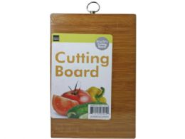 18 Units of Rectangle Cutting Board With Hanging Loop Hook - Cutting Boards
