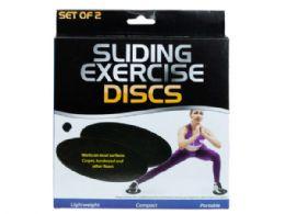12 Bulk Sliding Exercise Discs