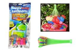 24 of Fast Fill Water Balloons (111 Ct)
