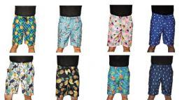 48 Units of Men's Fashion Swim Suit - Mens Bathing Suits