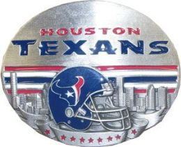 6 Units of Houston Texas Belt Buckle - Belt Buckles
