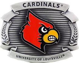 6 Units of Cardinals Belt Buckle - Belt Buckles