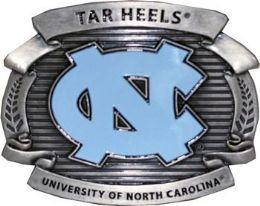 6 Units of University Of North Carolina Belt Buckle - Belt Buckles