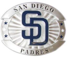 12 Units of San Diego Padres Belt Buckle - Belt Buckles