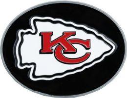 12 Units of Kansas City Chiefs Belt Buckle - Belt Buckles