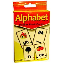 48 Bulk Flash Cards - Alphabet A-Z