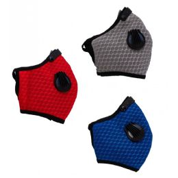 24 Wholesale Protective Safety Face Cover With Filter