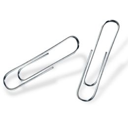 96 Bulk 100 Pack Of Large Paper Clips - 2 Inch
