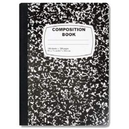 20 Units of Composition Book College Ruled - Note Books & Writing Pads