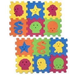 50 Units of Foam Puzzle Sea Ceatures - Puzzles