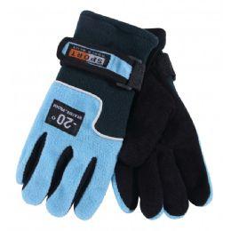 36 Units of Kids Sport Glove - Kids Winter Gloves
