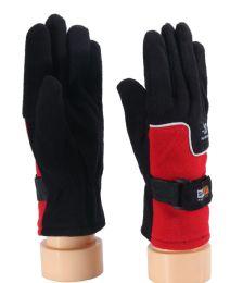 36 Bulk Ladies Sport Gloves