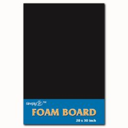 50 Wholesale Foam Board Black