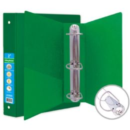 36 Wholesale Hard Cover Binder In Green