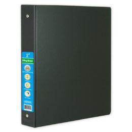 36 Wholesale Hard Cover Binder In Black
