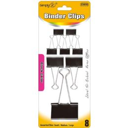 96 Wholesale Binder Clip