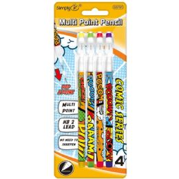 96 Bulk 4 Pack Mechanical Pencil