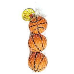 96 Wholesale Party Favor Pu Basketball