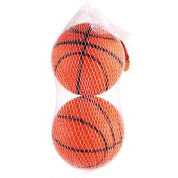 96 Wholesale Party Favor 2 Piece Pu Basketball