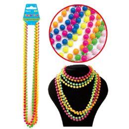 96 Wholesale Plastic Necklace