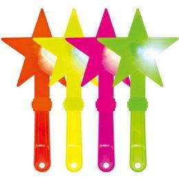 100 Wholesale Led Neon Star Wand