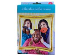 48 of Gold Inflatable Selfie Frame
