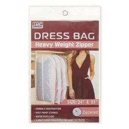 96 Units of Ladies Dress Bag Clear - Womens Apparel