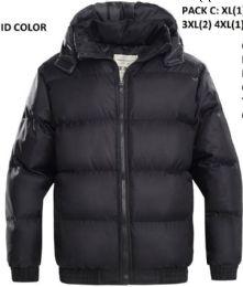 24 Units of Mens Fashion Jacket - Men's Winter Jackets