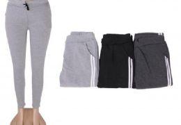 63 Units of Women's Joggers Pants Active Sweatpants Cotton - Womens Active Wear