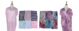 60 of Women's Casual Cover Ups Printed Cardigan Sheer Tops Loose Blouse