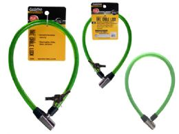 72 Wholesale Cable Bike Lock With 2 Keys