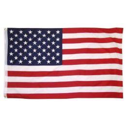 24 Units of 3'x5' American Flag - Flag
