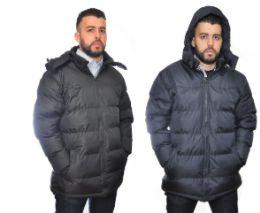 12 Units of Mens Fashion Padded Coat - Men's Winter Jackets