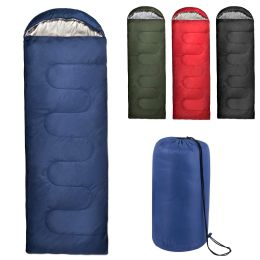 20 Bulk Deluxe Sleeping Bags Assorted Colors