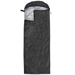 20 Bulk Deluxe Sleeping Bags Black